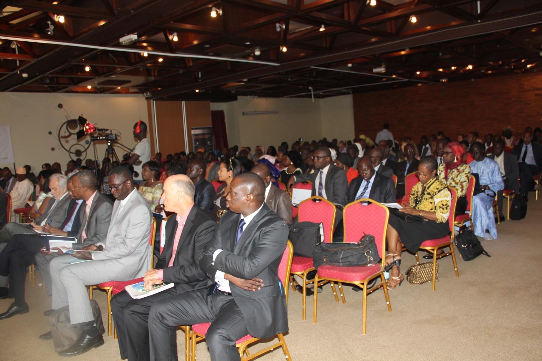 Forum RSE Senegal 2014 - vue de la salle Hôtel des Almadies
