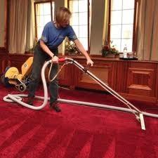 Teppichboden extrahieren