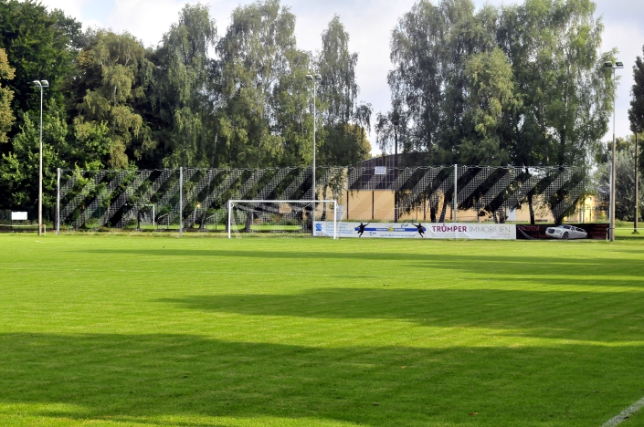 Ballfangnetze FC Kremmen