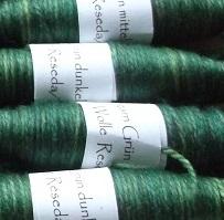 Doppelfärbung Grün