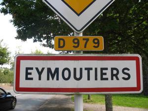 BIENVENUE A EYMOUTIERS