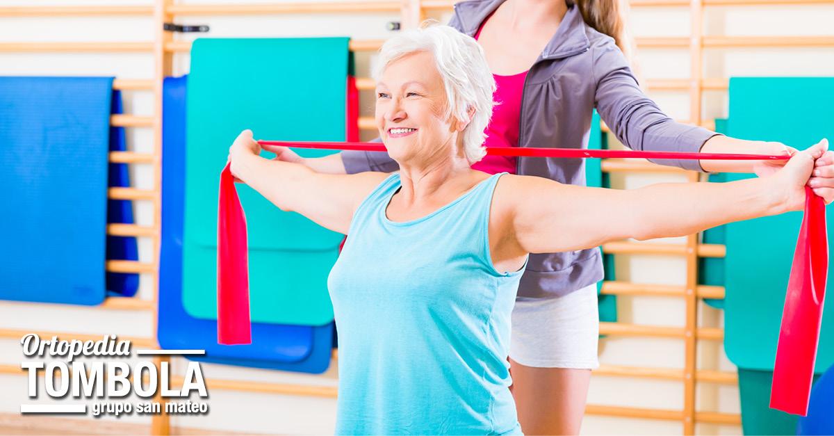 Rehabilitación: tus metas son las nuestras