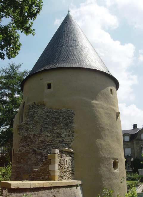 Tour Camoufle monument historique