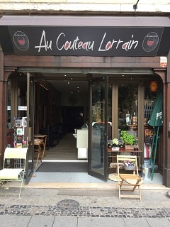 Restaurant Au couteau Lorrain