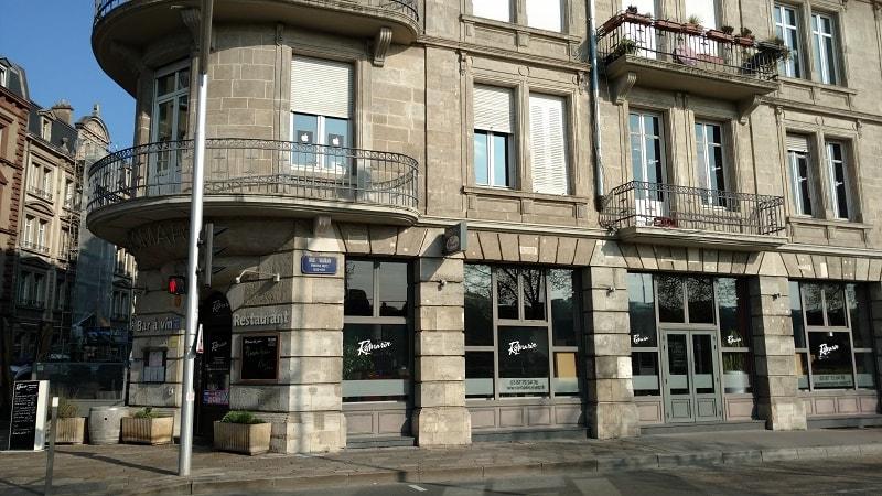 Restaurant Le Romarin - Metz - Moselle