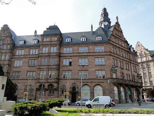 Hôtel des arts et métiers monument historique