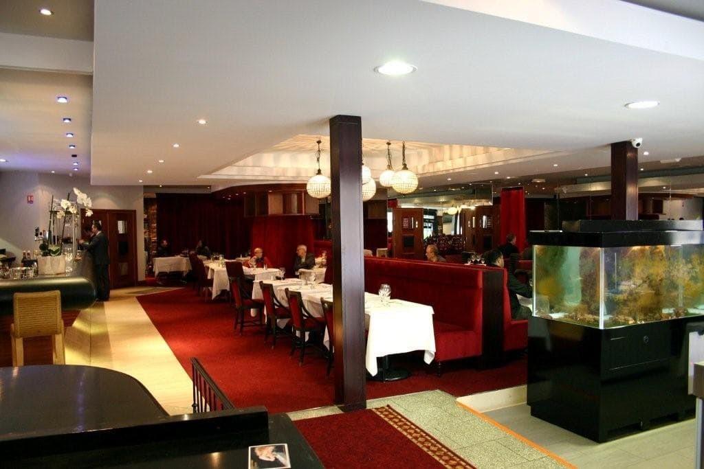 Brasserie Eden intérieur