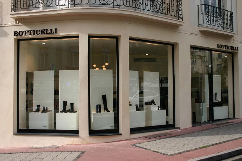 Boutique Botticelli chaussures à Metz