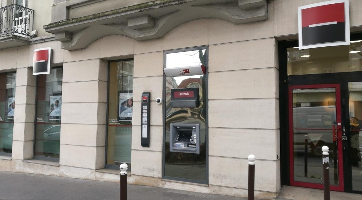 Agence société générale Metz