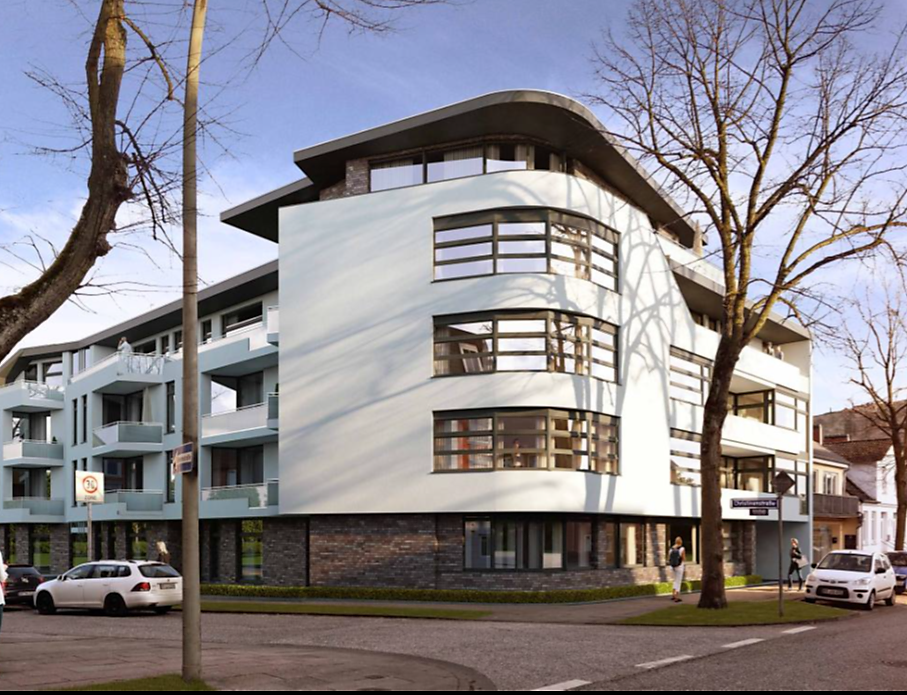 Haus Lohbrügger Landstraße 24 / Ecke Christinenstraße