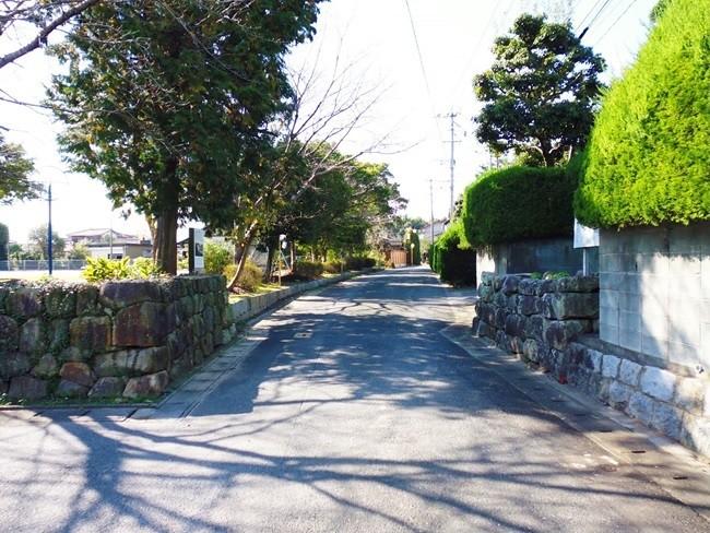 松崎宿 北構口