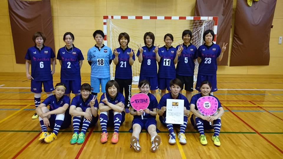 第14回全日女子大阪予選 準優勝6月24日