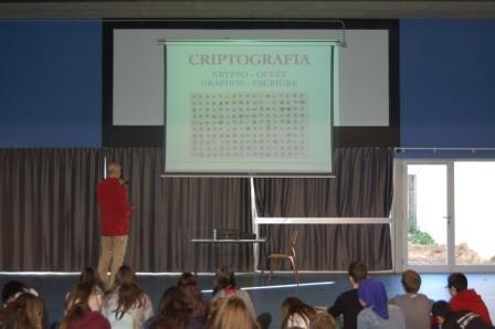 xerrada de criptografia