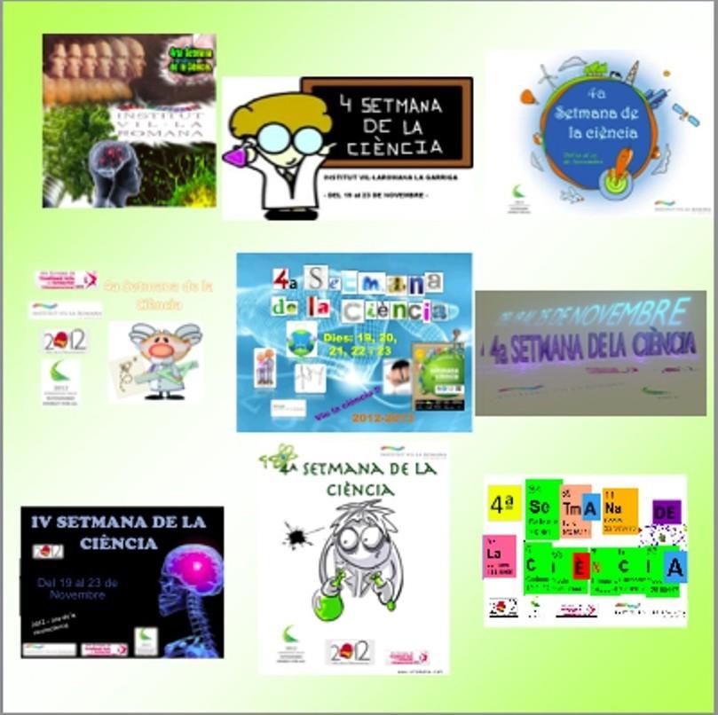 setmana de la ciencia 2012