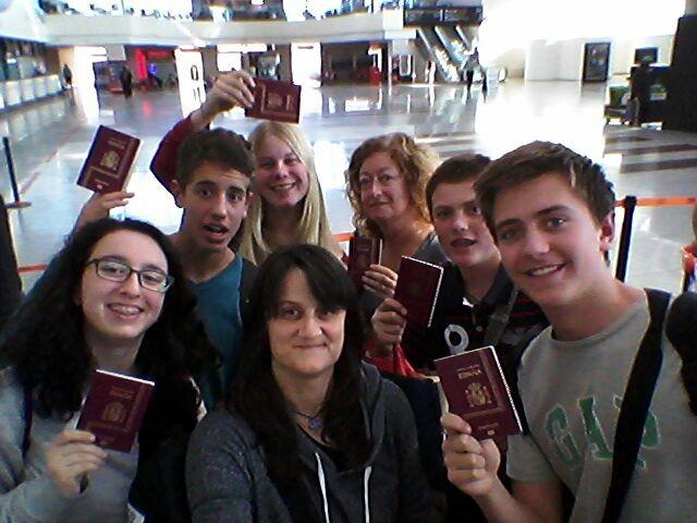 Darreres imatges del viatge a Turquia i de la tornada