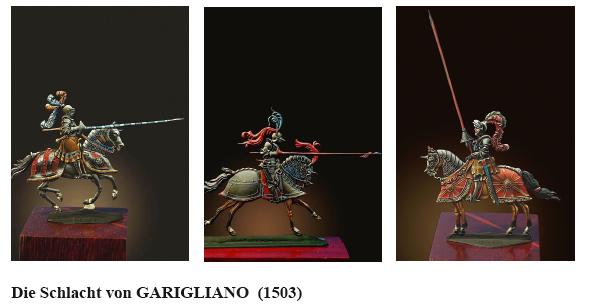 Schlacht von Garigliano Bild 1