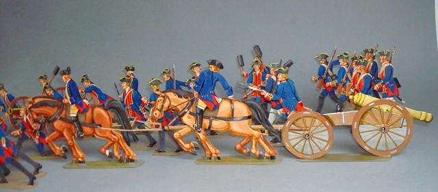 Schachtel 038 - Bild 2 - England Royal Artillerie