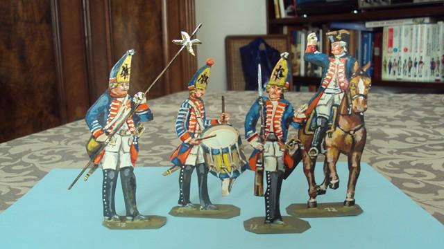 Schachtel 183 - Hannover Infanterie Reg. 12 Grenadiere