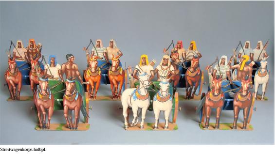 Streitwagnekorps Ramses II