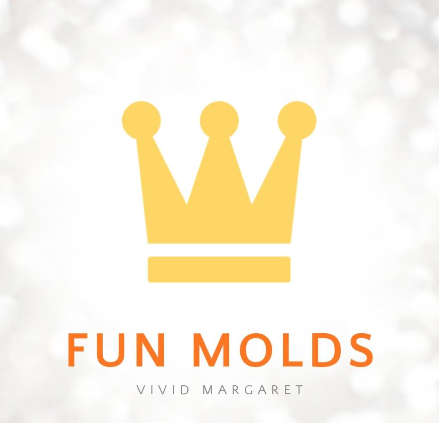 FUN MOLDSレッスンのロゴです。