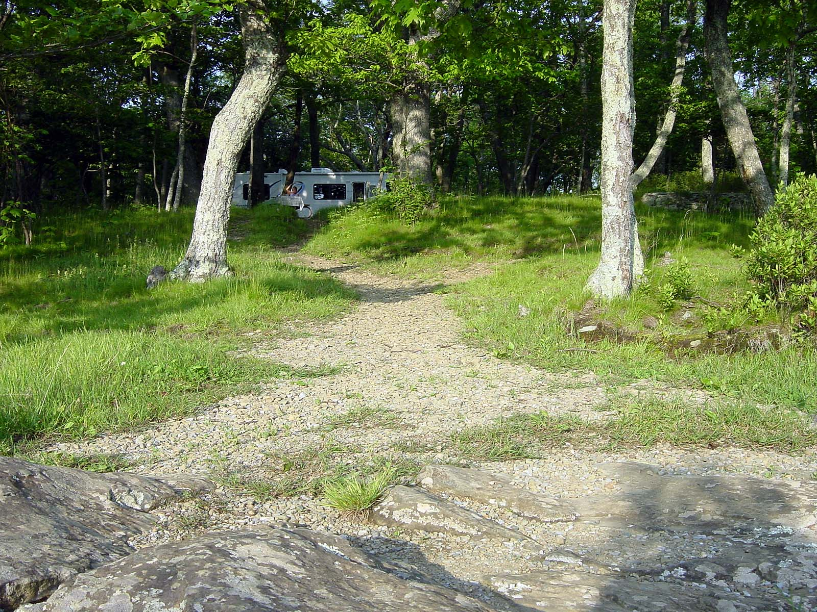 Loft Mountain Campground