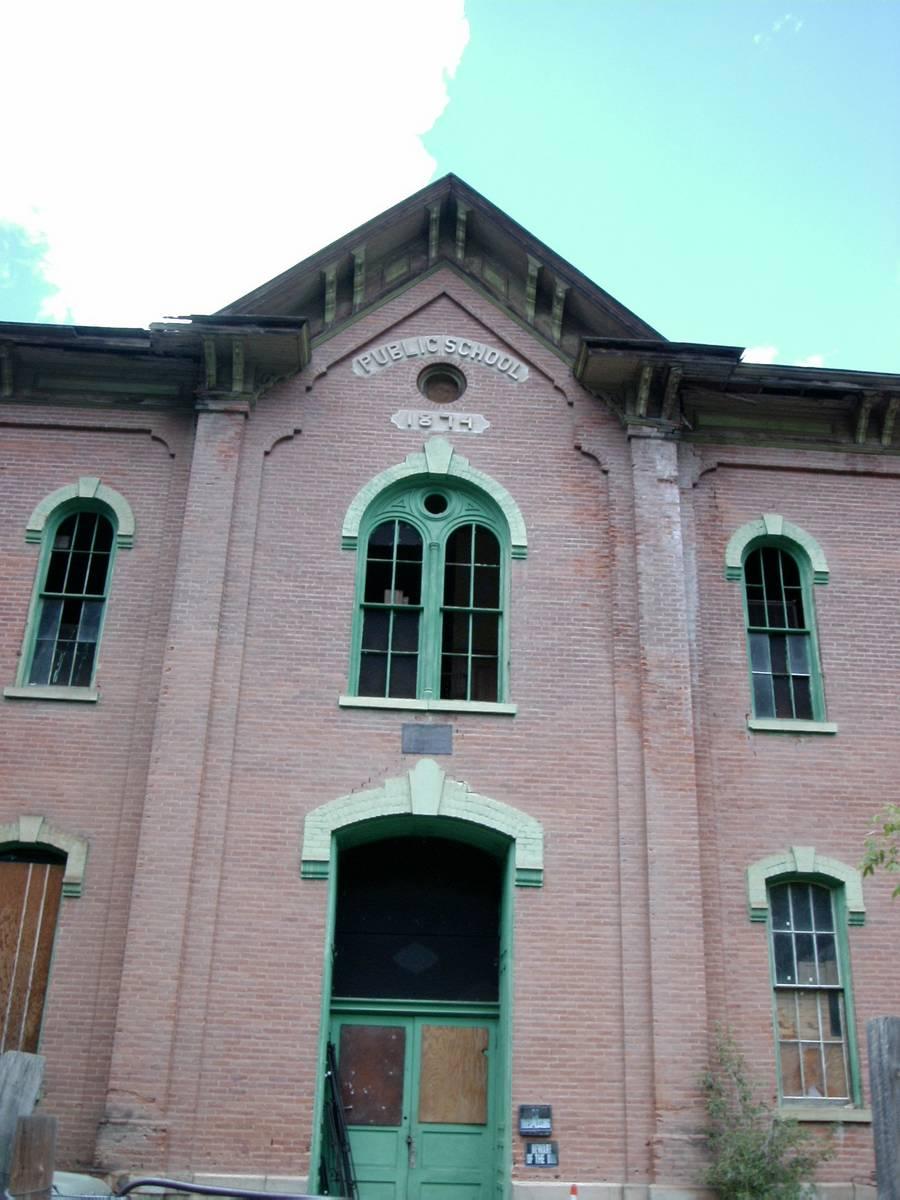 alte Schule, Georgetown