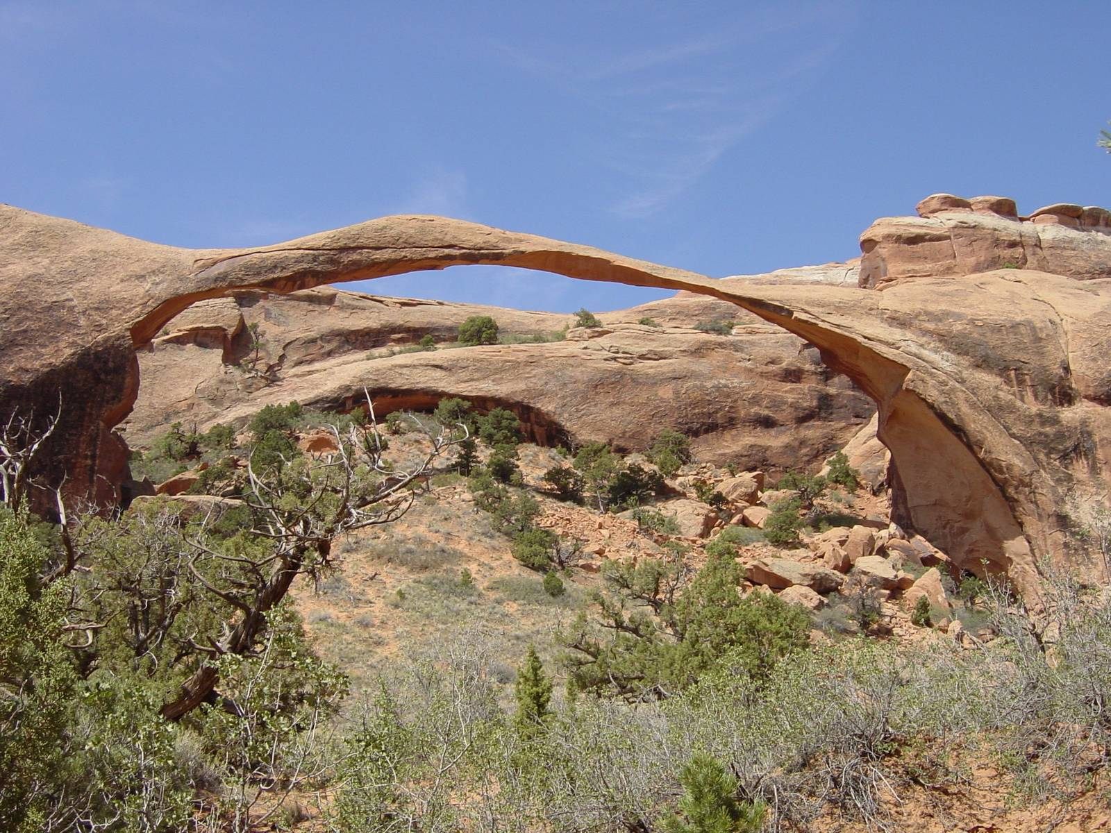 Landscape Arch, Arches Nationalpark