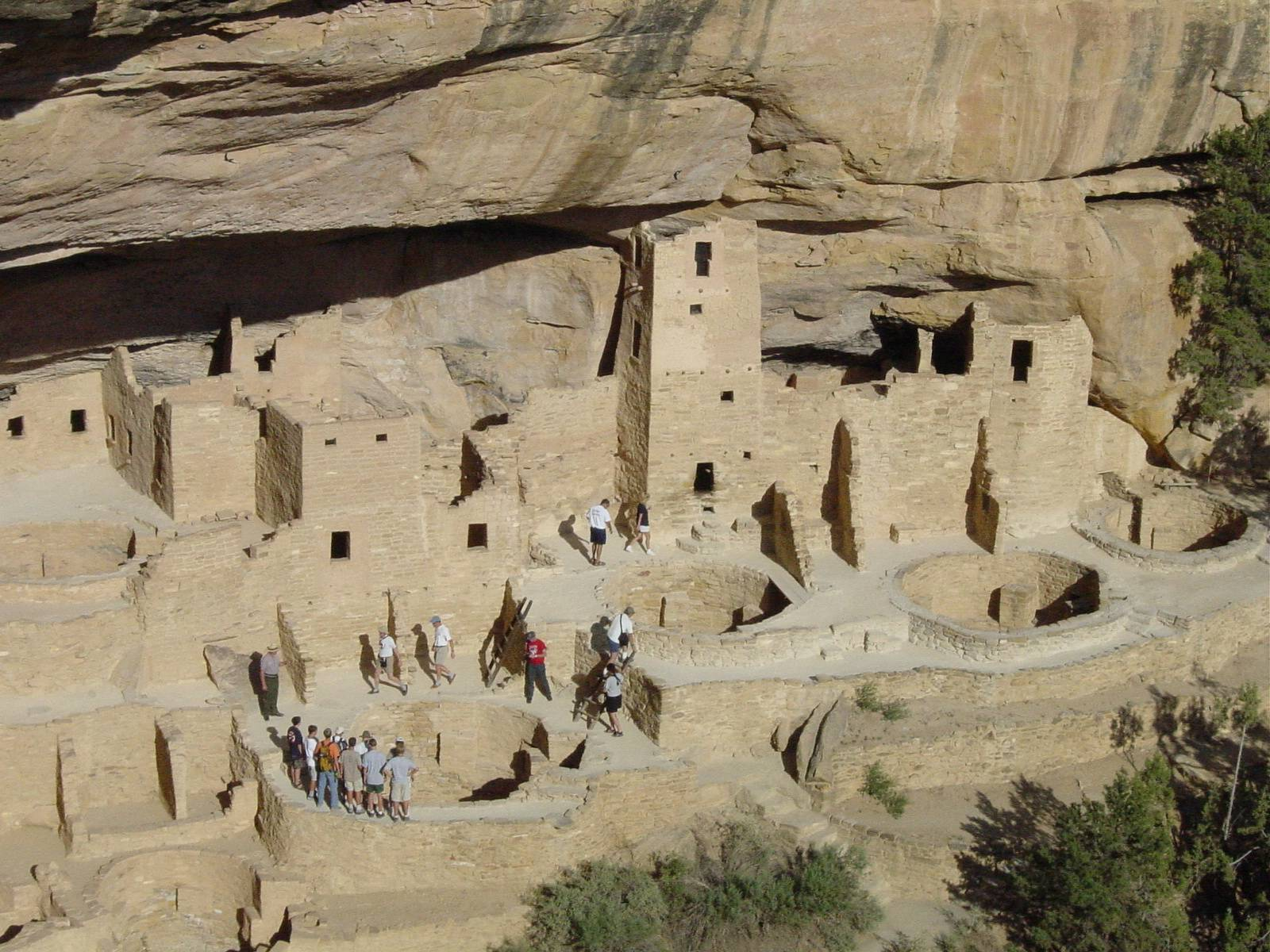 Cliff-Palace, Mesa Verde National Park