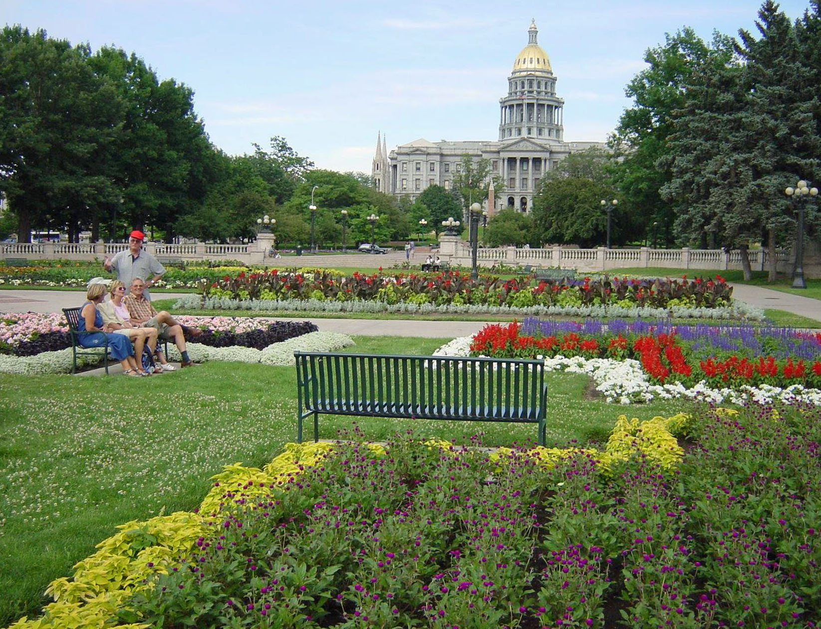 im Civic Center Park