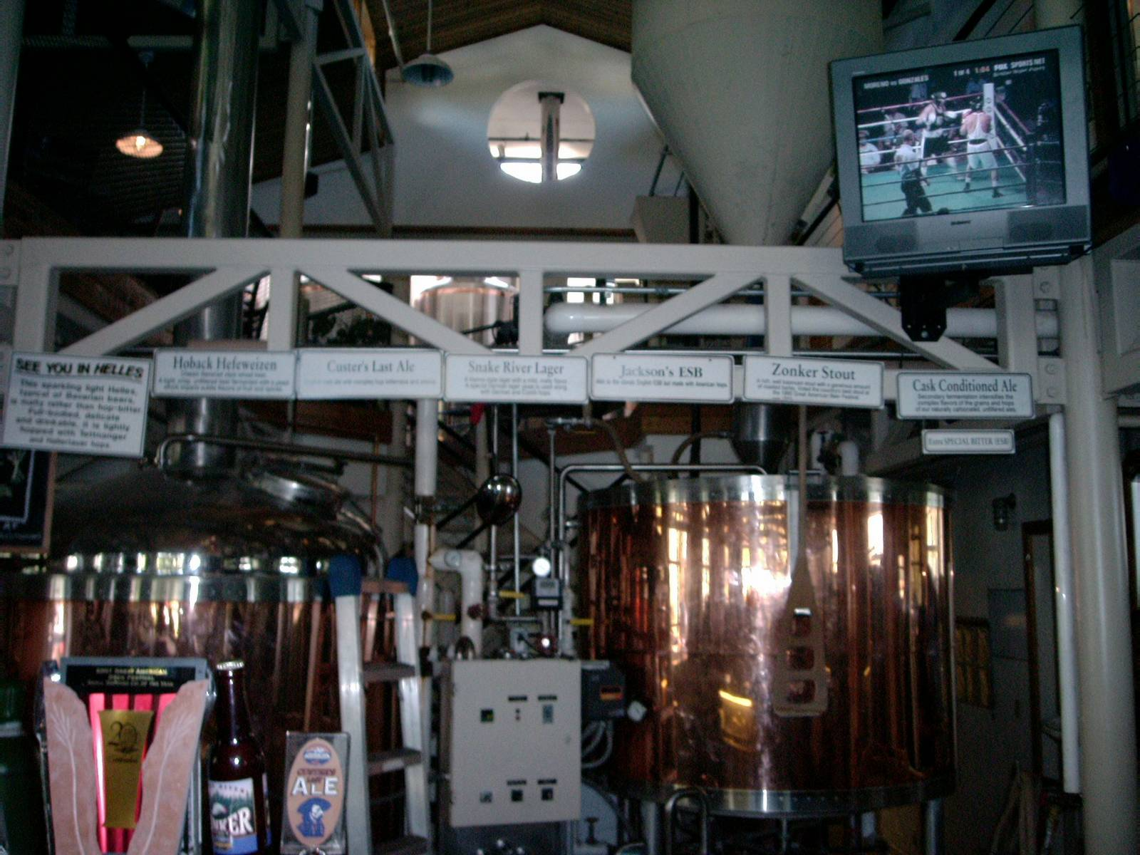 Brauerei, Jackson