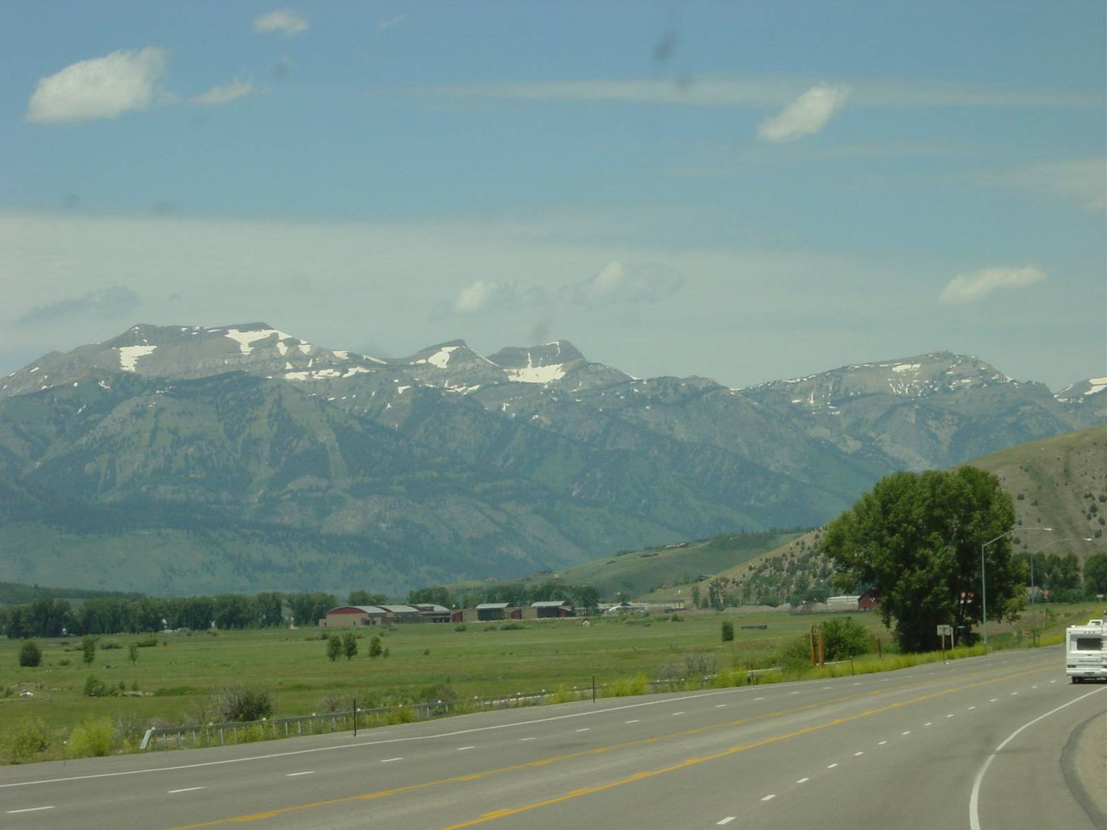 US-26 Jackson, Wyoming