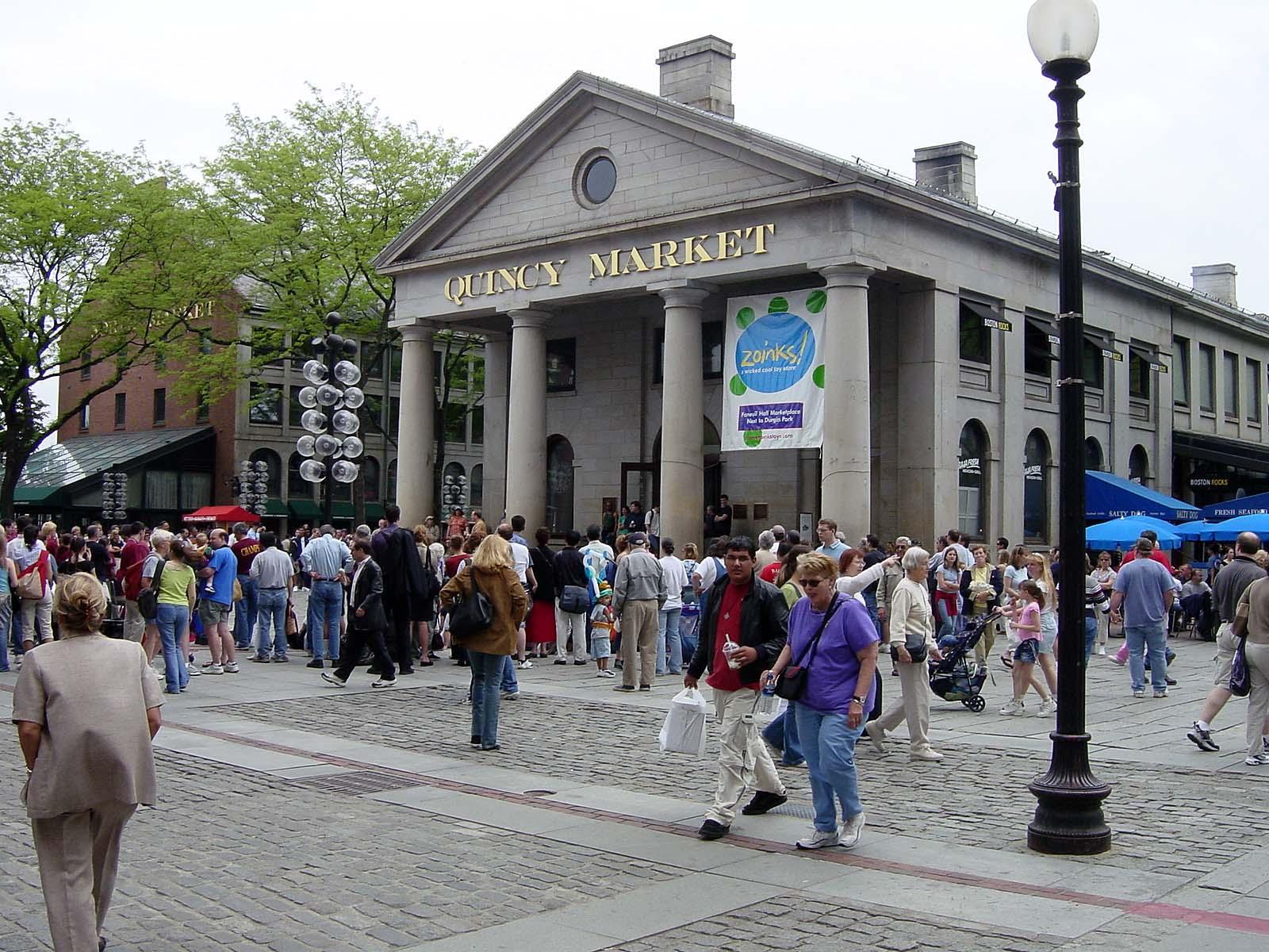 Boston - Quincy Markez