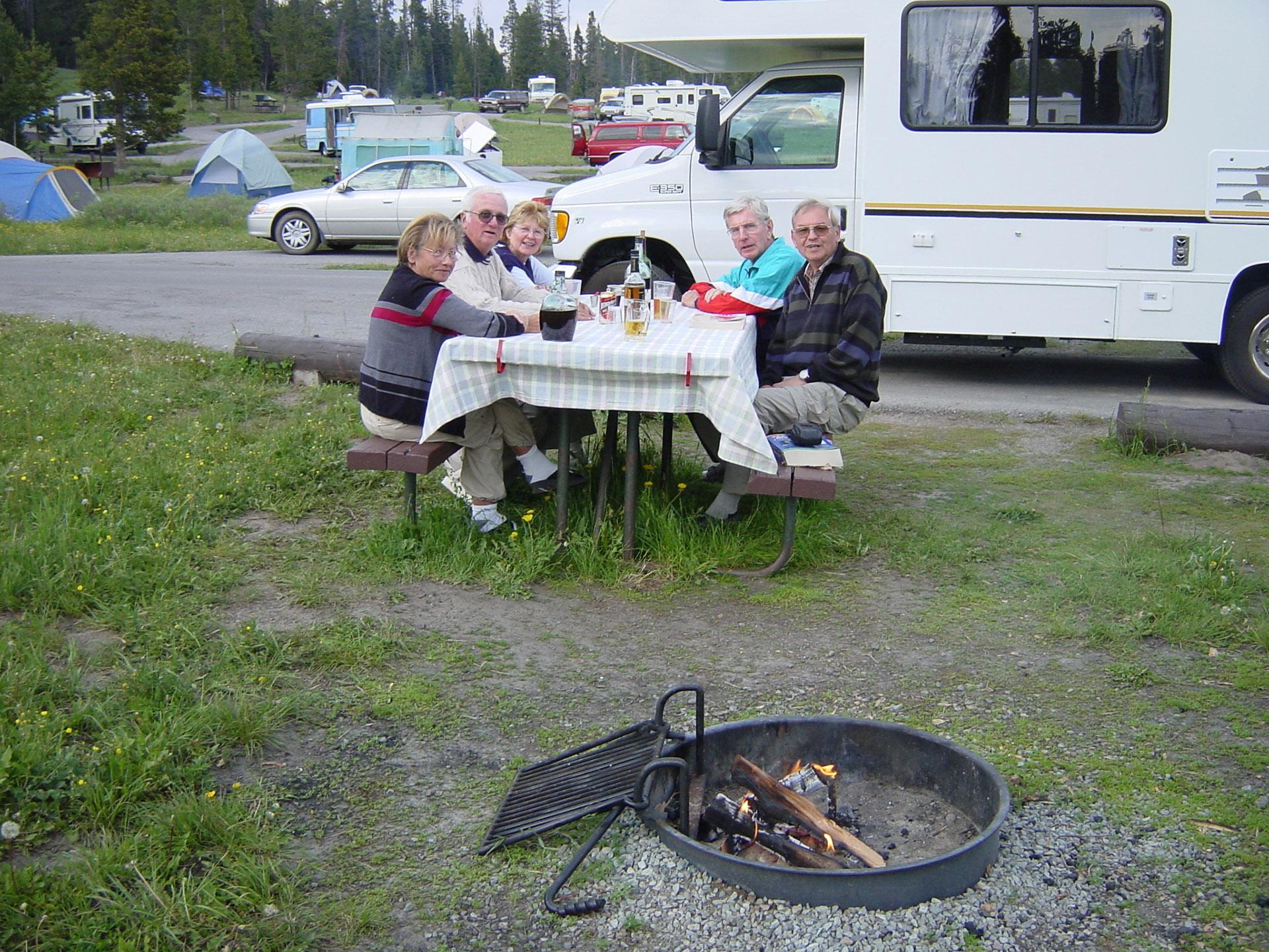 Campground Bridge Bay