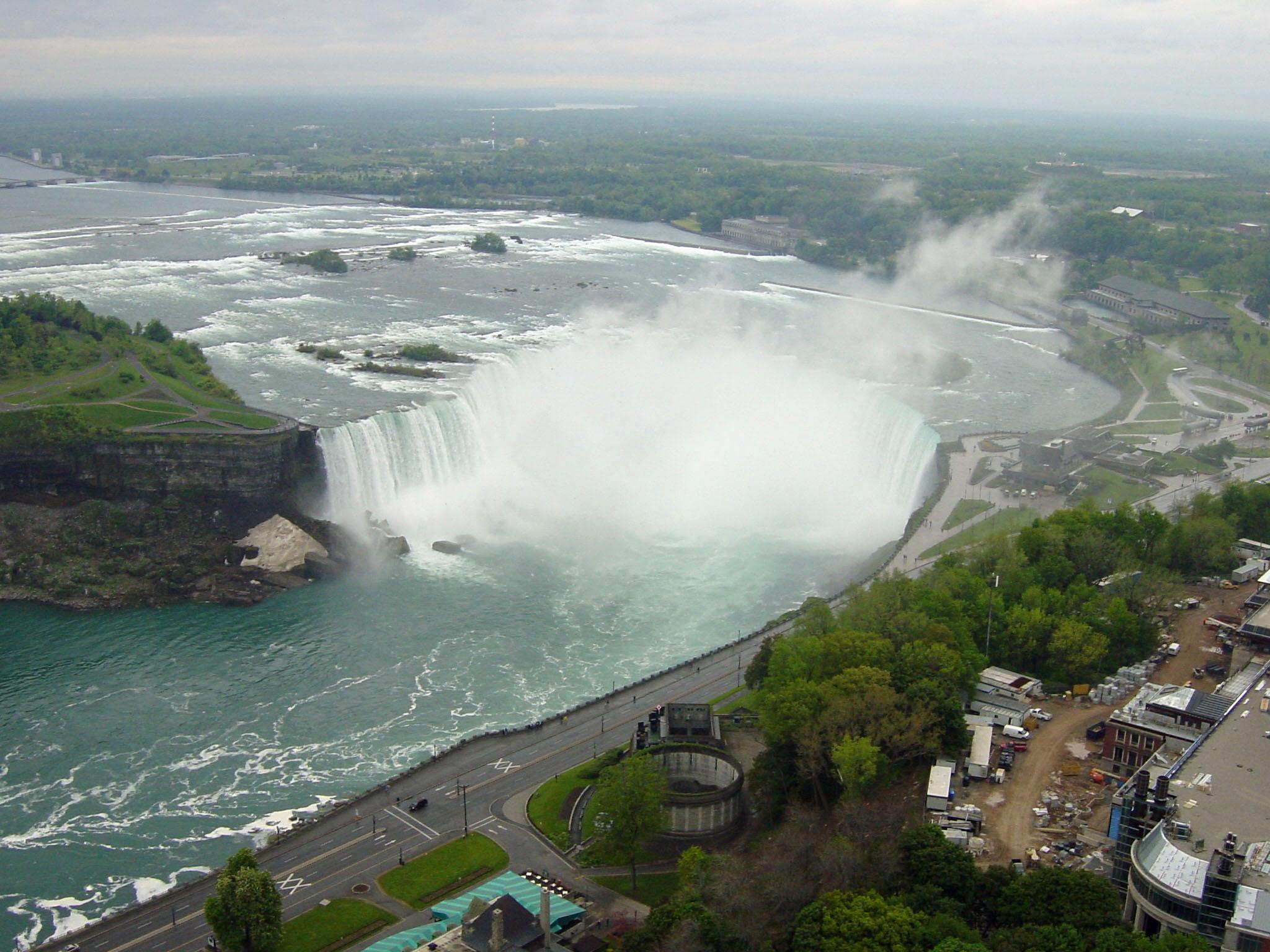Canadian Horseshoe Falls, Niagara Falls