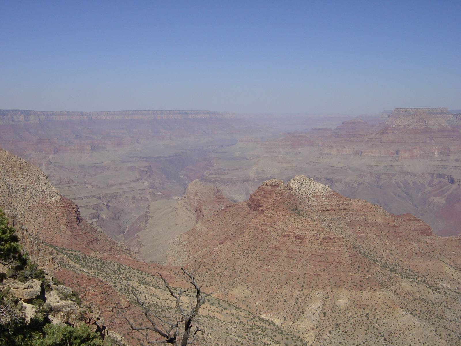 Grand Canyon - Dessert View