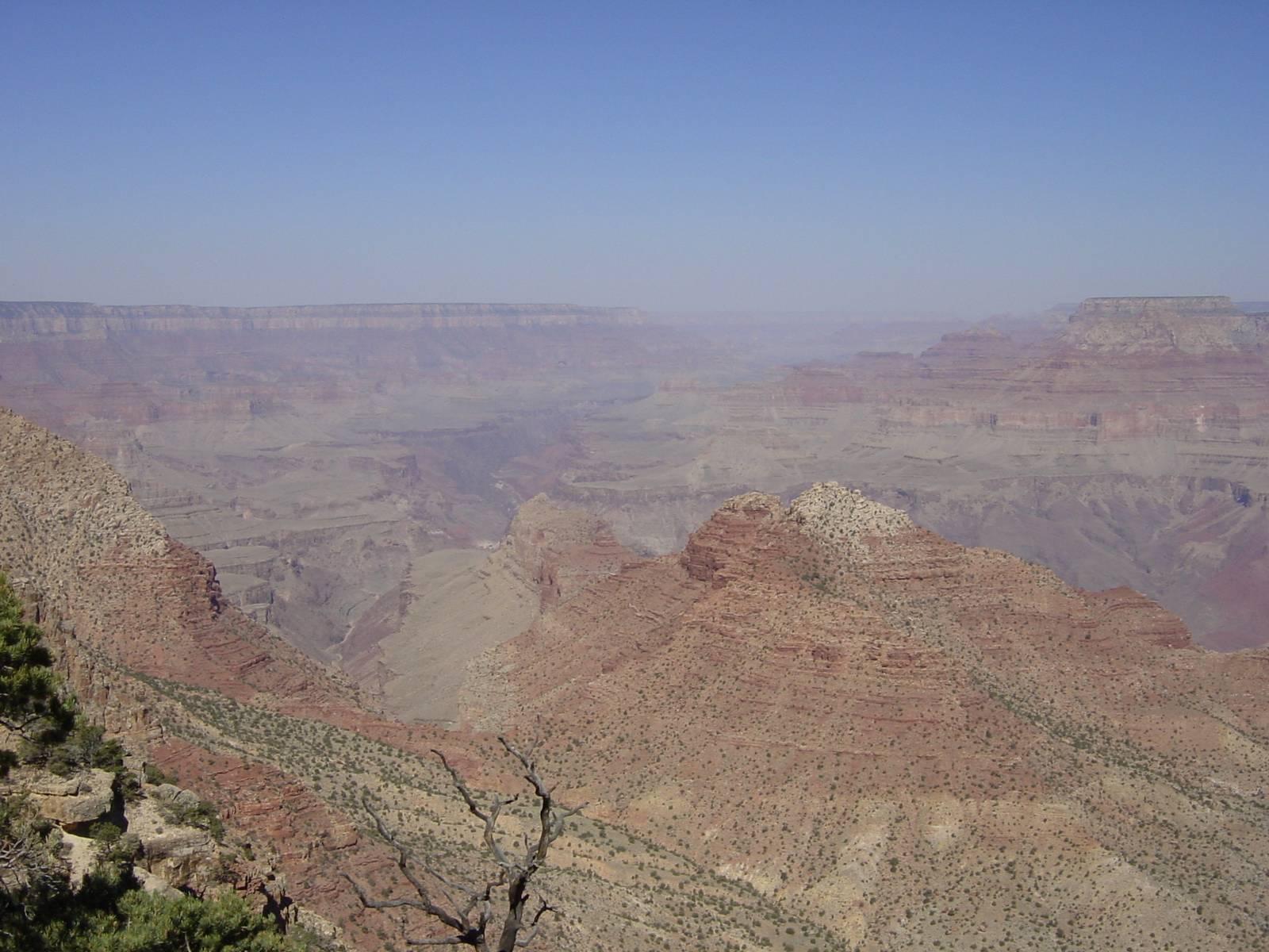 Grand Canyon - Dessert View