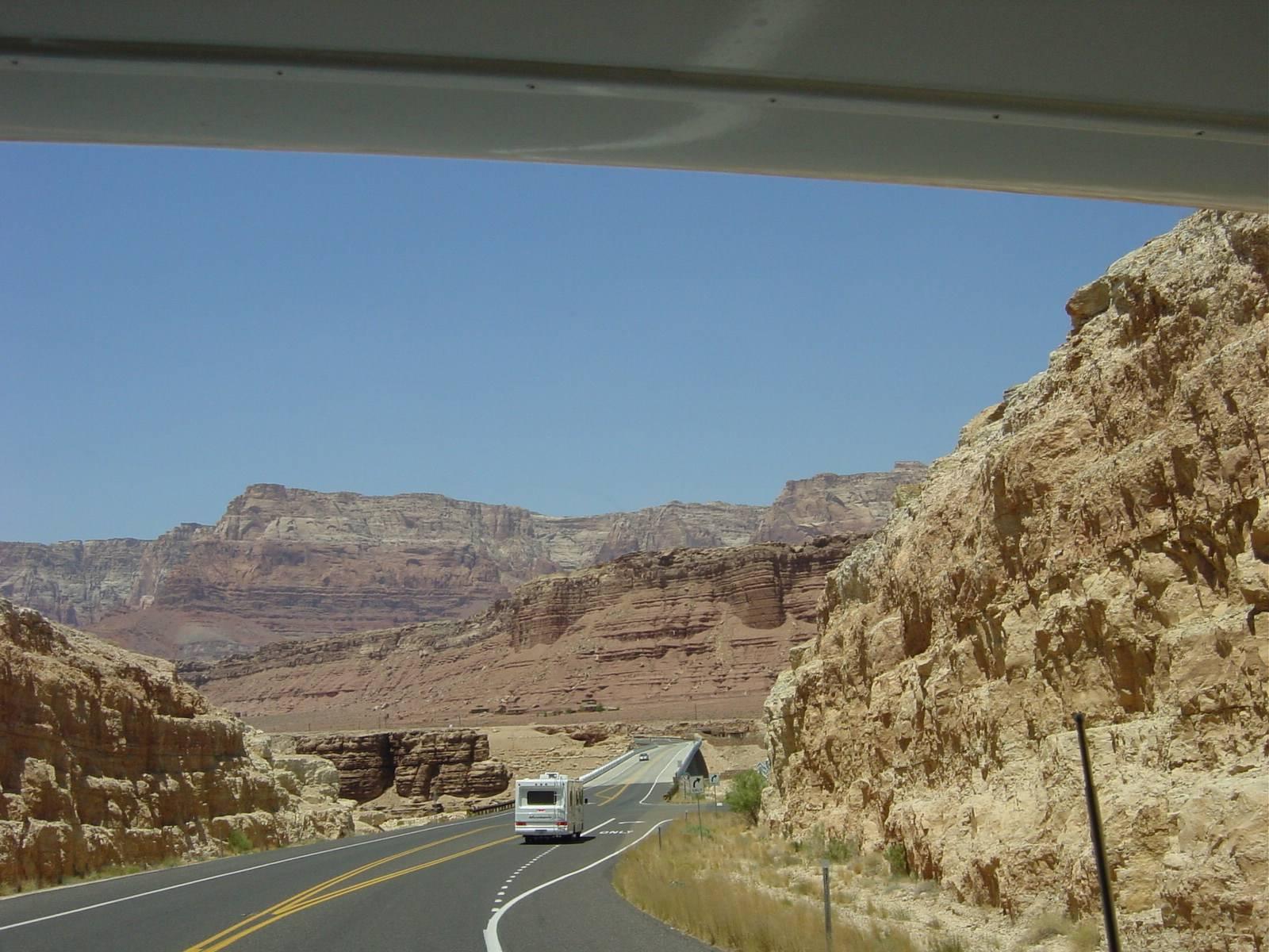 Marble Canyon - Colorado River