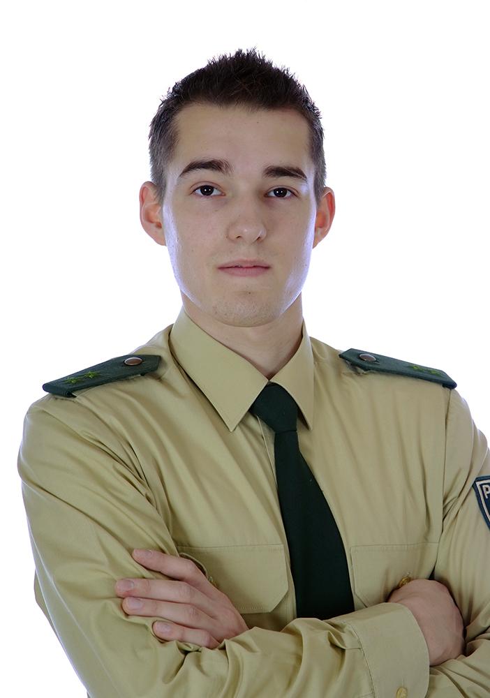 Stephan, *1990  †2012, Polizeibeamter