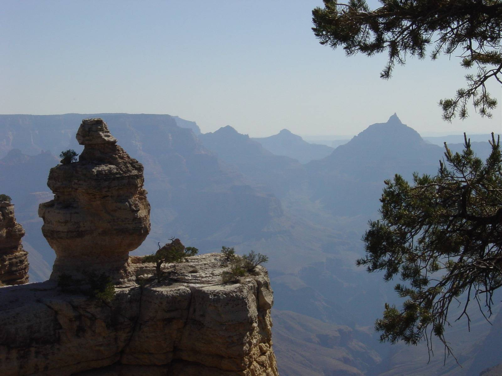 Grand Canyon - Grand View