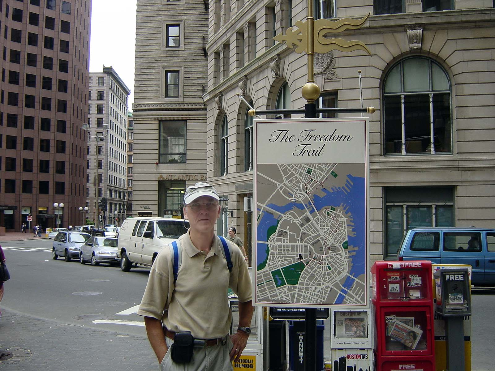 Boston - The Freedom Trail