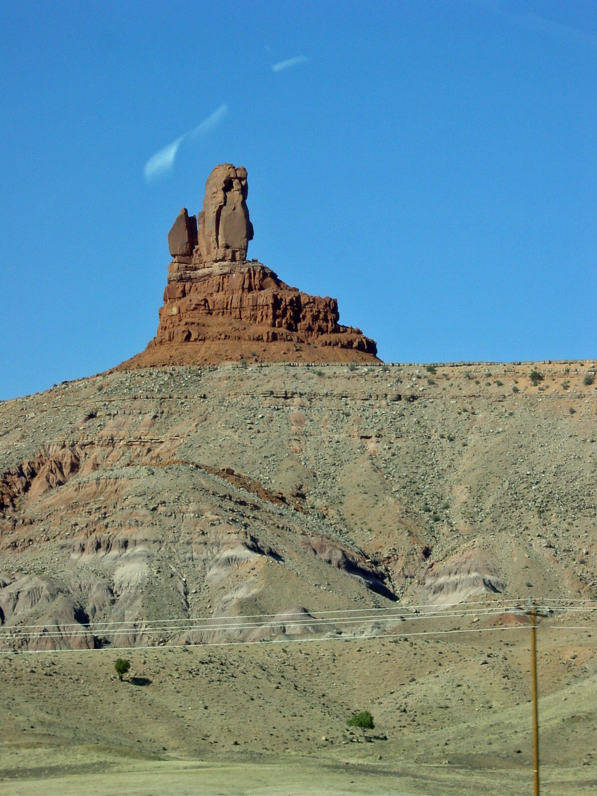 Unterwegs vom Monument Valley zum Grand Canyon