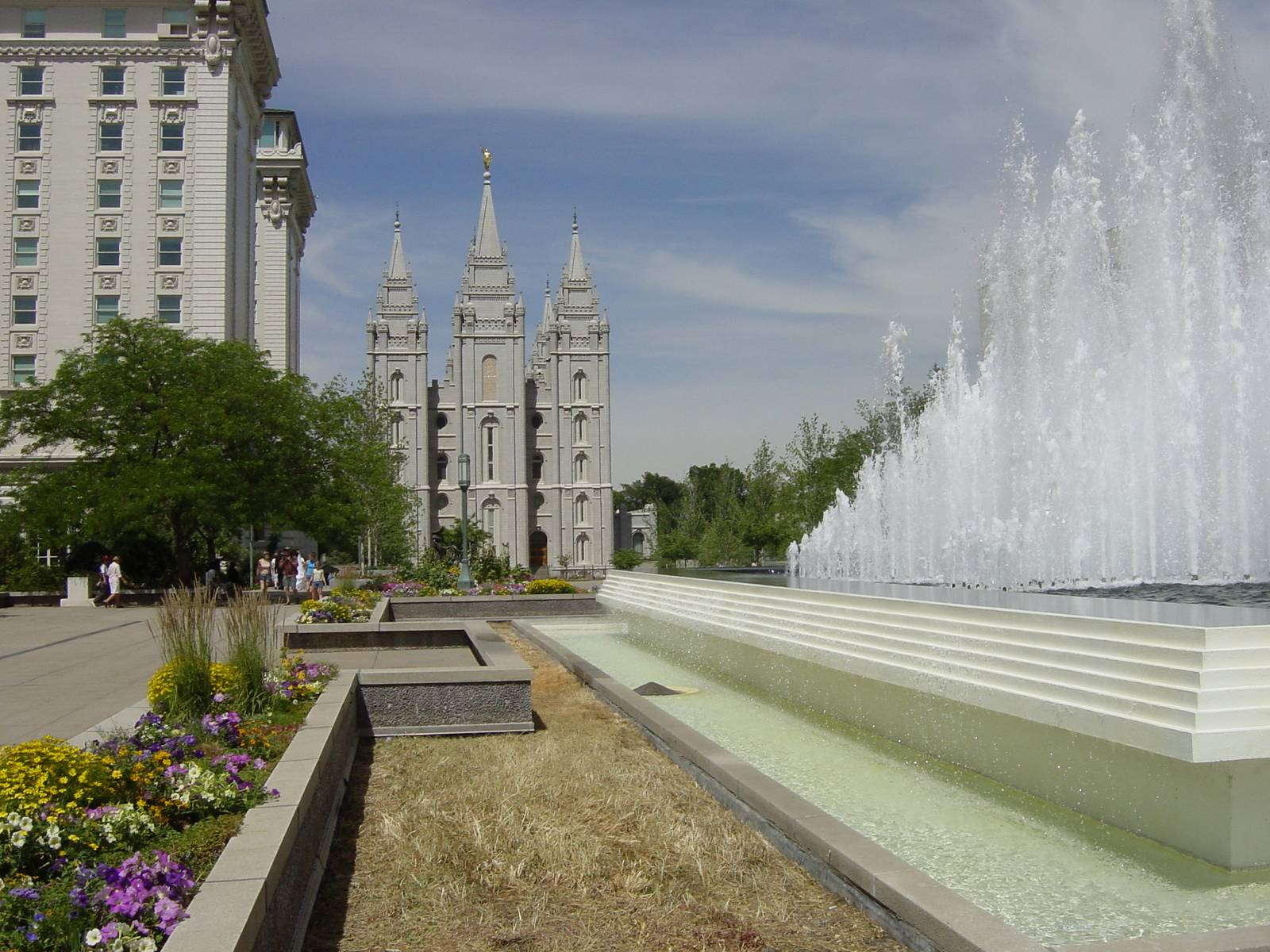 Temple Square, Salt Lake Temple