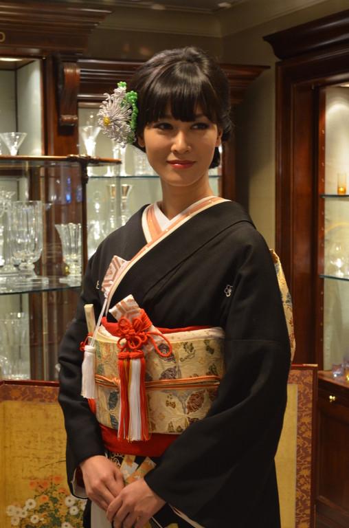 Actress Emi Ikehata