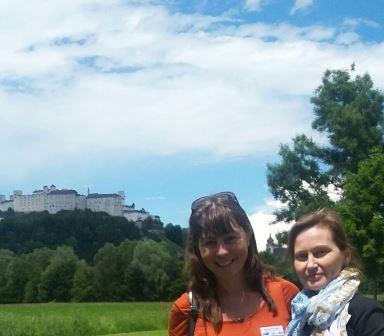 18.06.2016 gemeinsamer Besuch der Fachtagung an der Universität in Salzburg