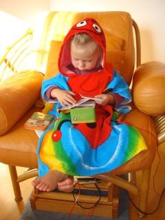Bioresonanz für Kinder bei Eveline Schwabl