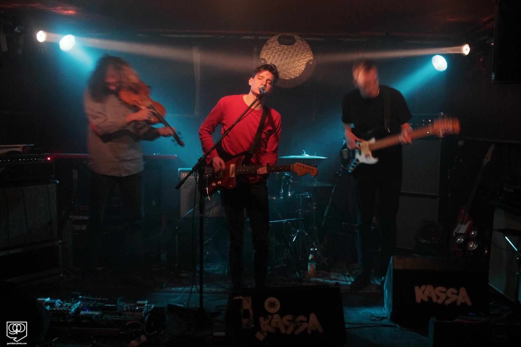 Neon Swan Live, Band Berlin, D