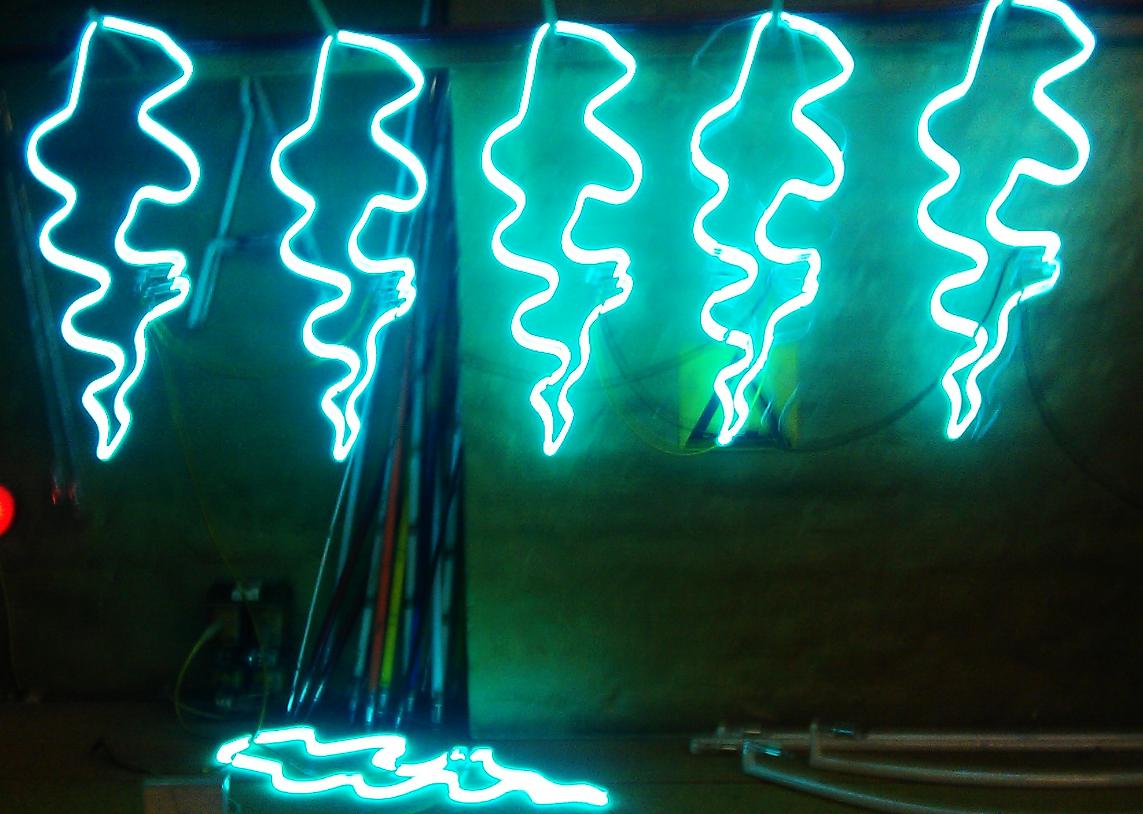 Berlin Neonsigns Kunst  // Neon Joecks Berlin