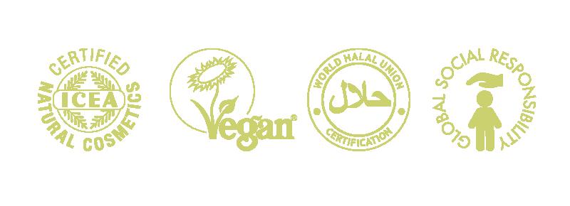 vegane Naturkosmetik, zertifiziert, bei Coiffure Vogue in Aarau