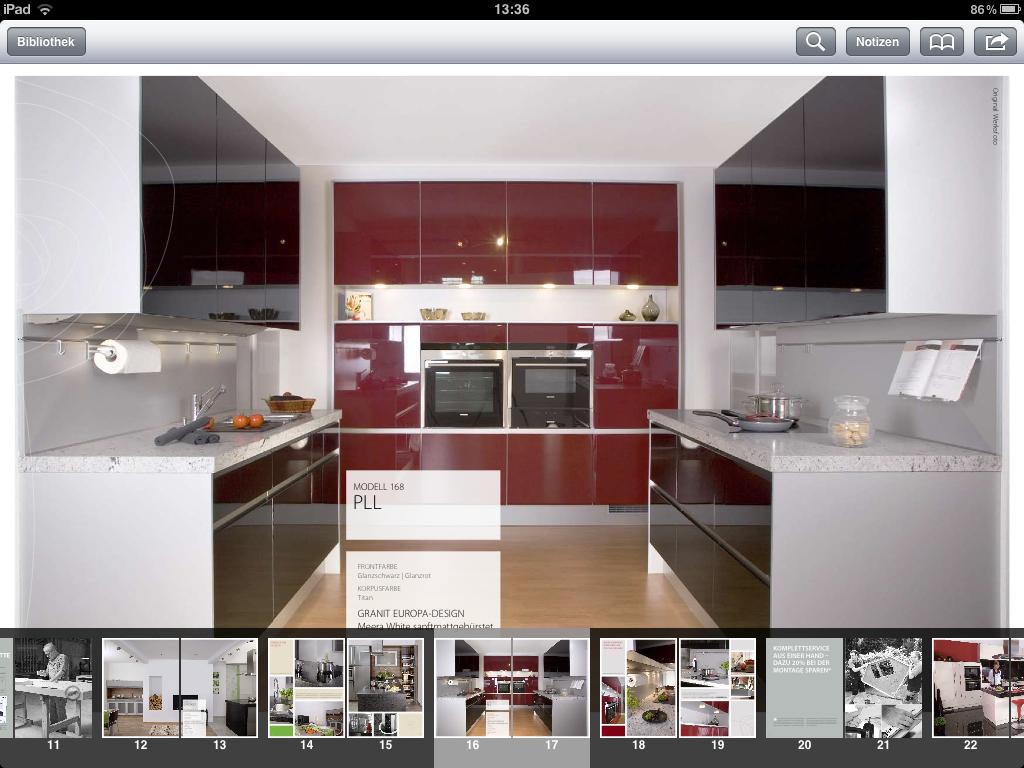 Beste Beste Küche Design Anwendungen Für Ipad Galerie ...