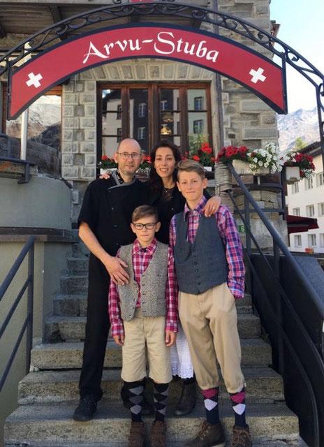 Familie Lodigiani